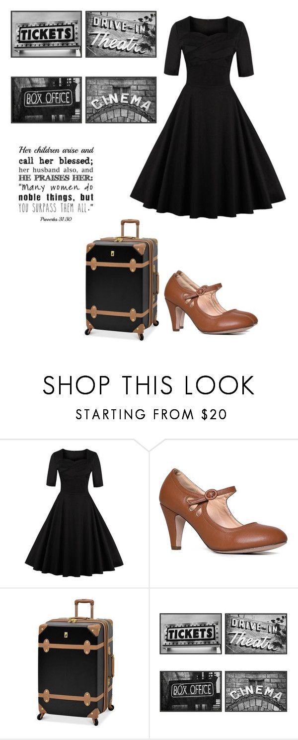 """""""Proverbs 31 : 30"""" by coomer ❤ liked on Polyvore featuring London Fog and Pottery Barn"""