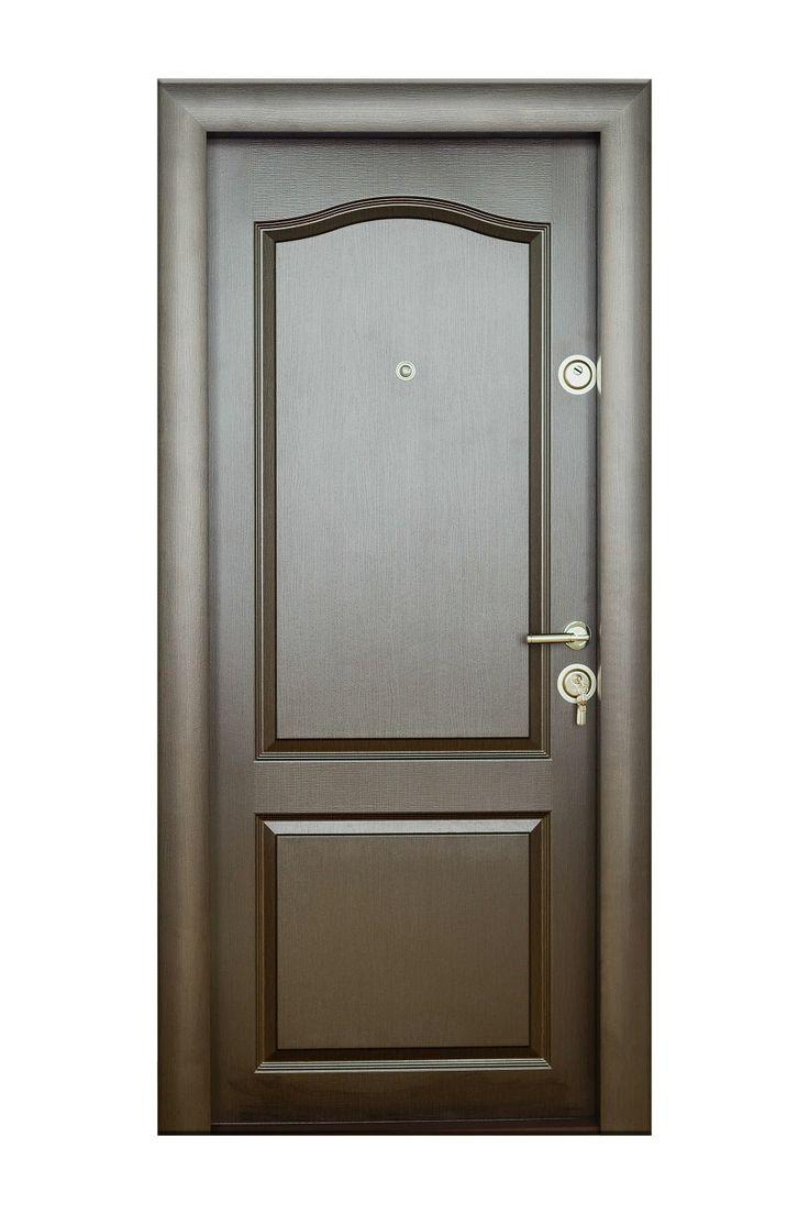 Arta Door Metalic Door with Mdf
