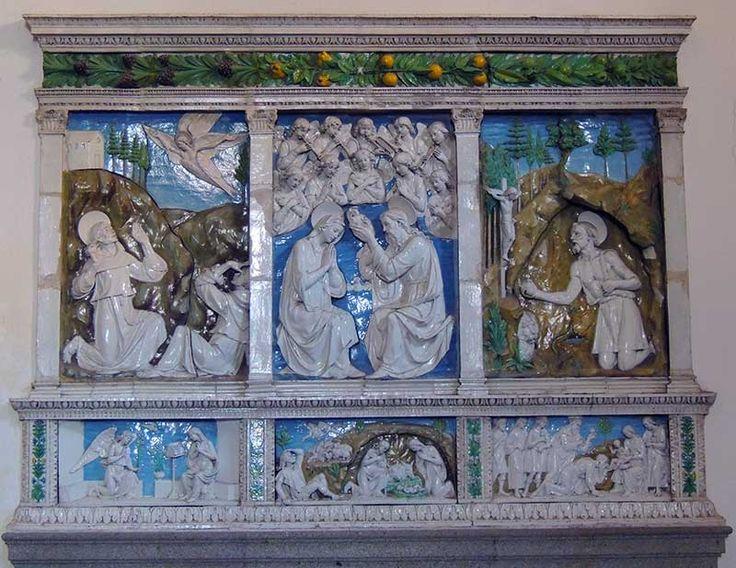 Santa Fiora, Tuscany - Some of the world's oldest ceramic art is found in Santa Fiora.