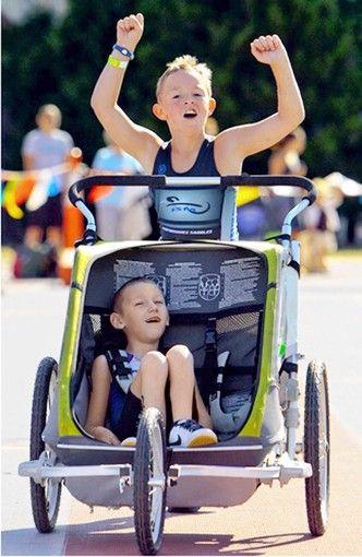 Tri For Inclusion: a triathlon for all children A triathlon for all children