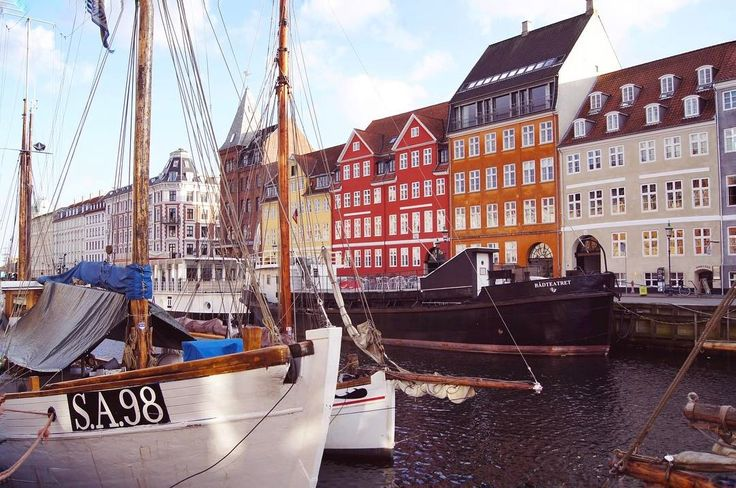 My favourite place   Nyhavn is a must see for everyone visiting Copenhagen