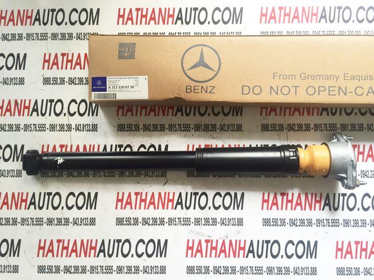 Giảm xóc (phuộc nhún) sau xe Mercedes E300, E350 W212 - 2123200730
