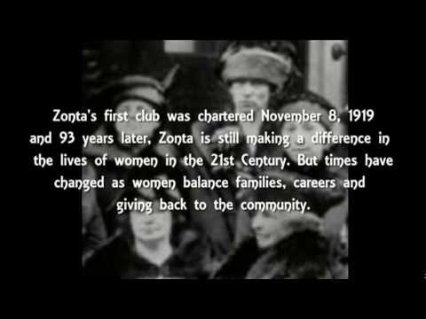 Become a member of Zonta and make a difference in the lives of women worldwide