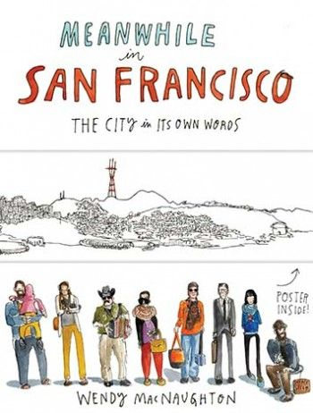 Meanwhile in San Francisco - looking forward to this humorous yet dangerously spot-on description of the city I love.
