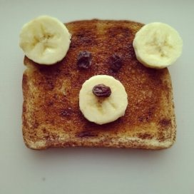 "Kid Friendly Recipes - A ""Beary""  Fun Breakfast"