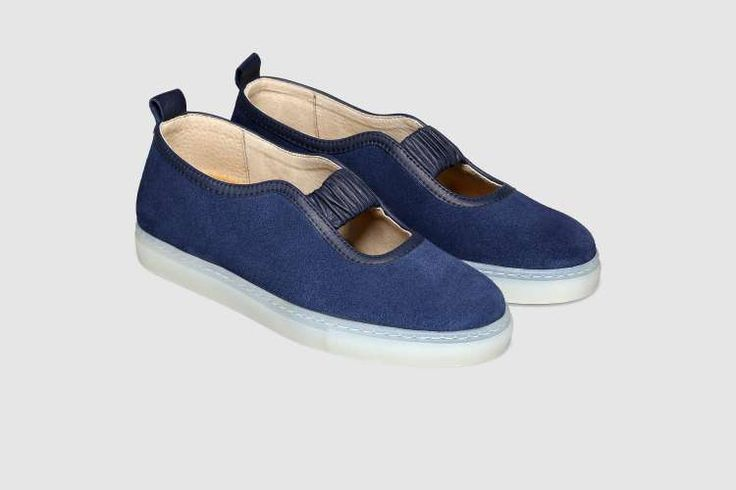 Sneakers MISS JULIA - Azul