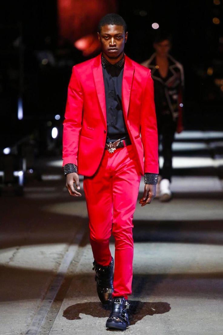 Philipp Plein Menswear Spring Summer 2016 Milan - NOWFASHION