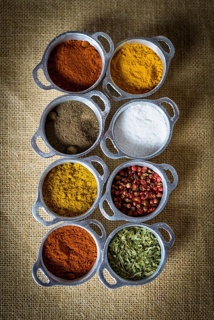 Spices are an integral part of the Mauritian cuisine.