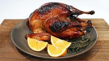 Clinton Kelly's Lemon Sage Turkey Recipe by Clinton Kelly - The Chew