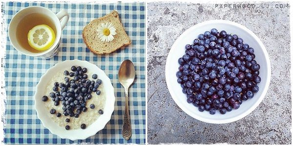 Life style, food, blueberry, blue