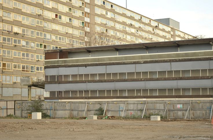 Heygate Estate, Elephant & Castle, London