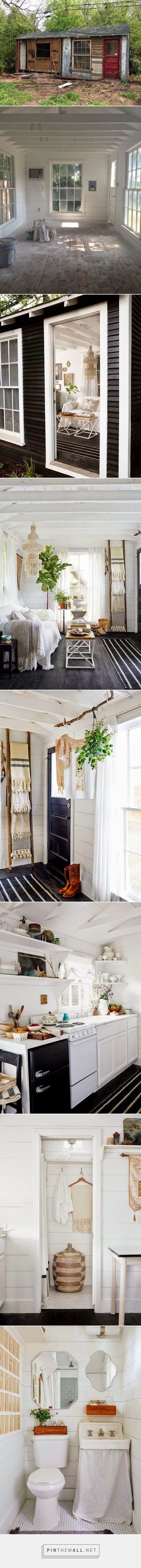 great tiny home from a shack - my scandinavian home: A dreamy little space to call home