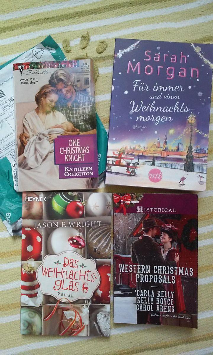 Ihr könnt mich gerne für verrückt halten, aber irgendwie habe ich schon meine Weihnachtsbücher fürs nächste Weinachtsfest zusammen, ja für dieses Jahr 2017 ;-) Frei nach dem Motto, nach dem Fest is…