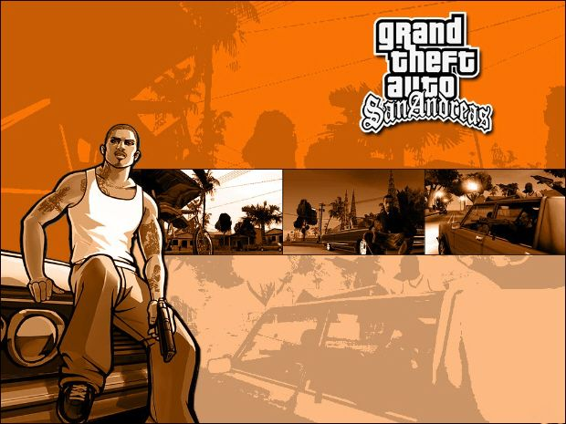 San Andreas wallpaper (GTA: Grand Theft Auto). Click for big pic