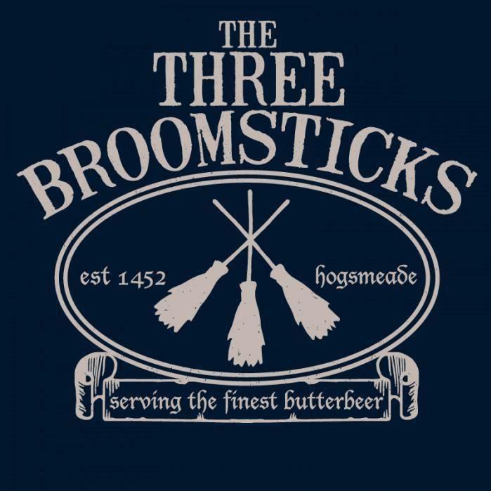 Harry Potter Butterbeer Logo butterbeer | make | Pi...