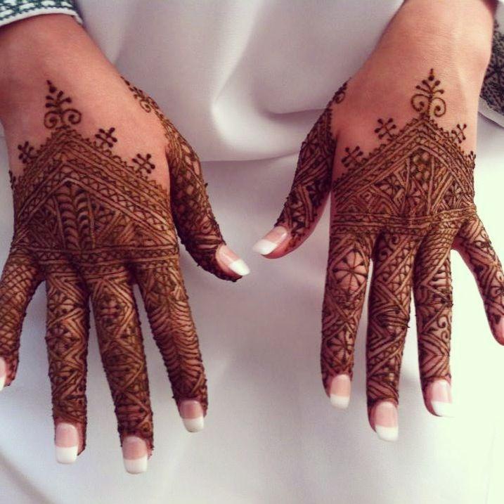 Fessia style bridal henna/mehndi | henna art: www.nayali.nl | Moroccan henna