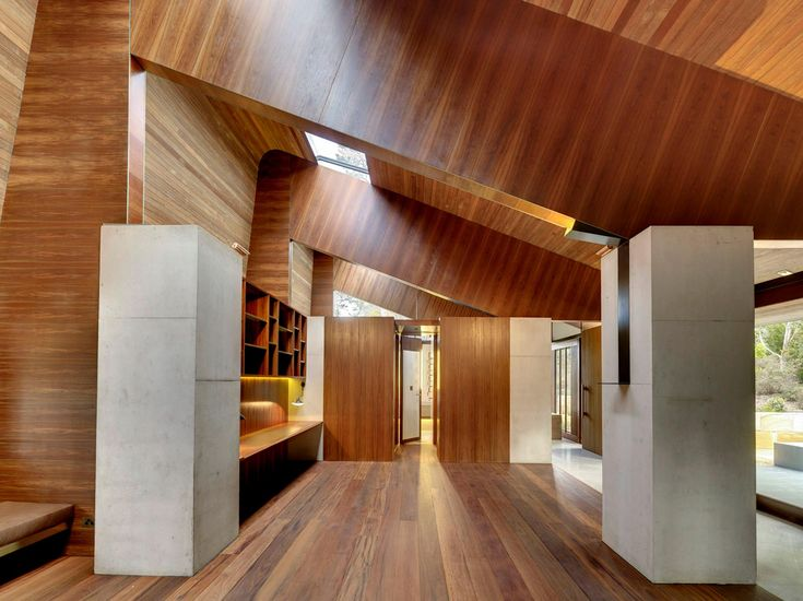 Peter Stuchbury Architects Pirramimma House Blue