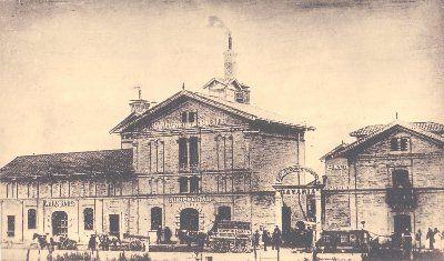 1900, Fábrica Bavaria - Bogotá, Colombia