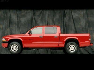 Dodge Dakota Quad Cab 2000 poster, #poster, #mousepad, #Dodge #printcarposter