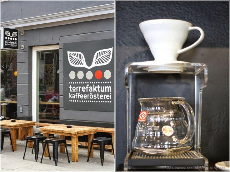 Torrefaktum Kaffeerösterei - Hamburg Ottensen