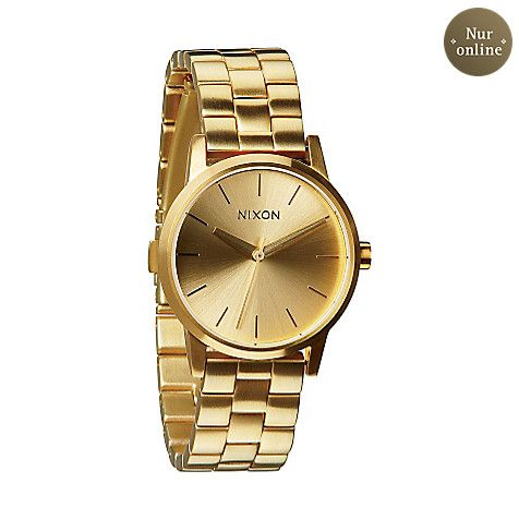 Nixon Damenuhr Small Kensington All Gold A361 502