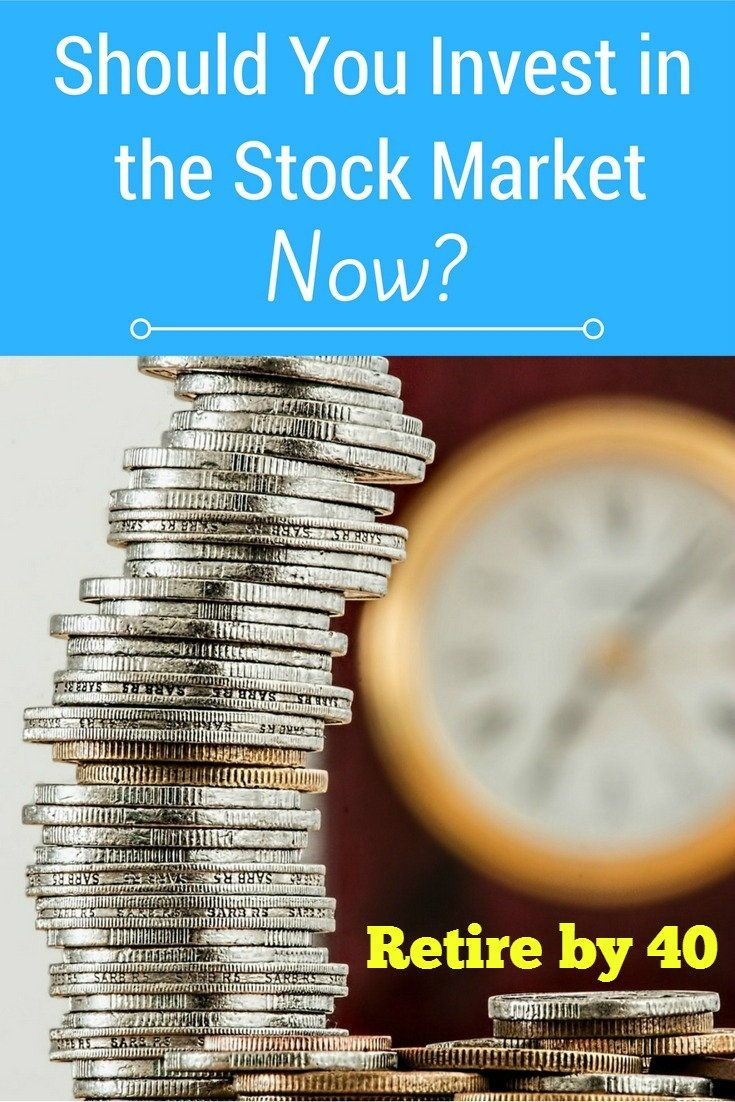 Should You Invest In The Stock Market Now Stock Market