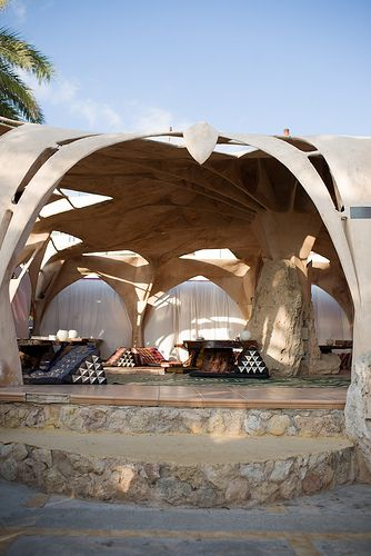 A 2015 to do ~ Kumharas, bohemian Ibiza sunset restaurant and bar ~ did't make it this year...