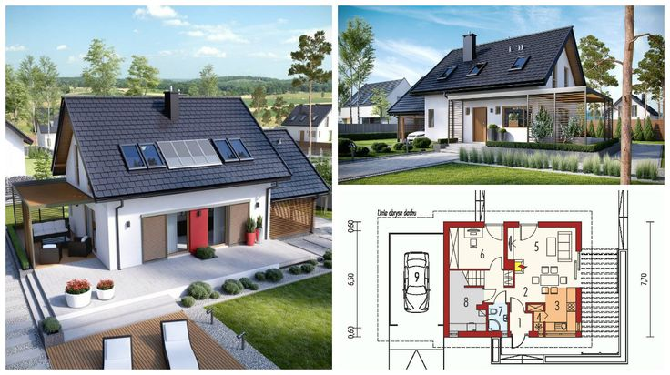 Render for the Most Beautiful Small House - Architecture Admirers