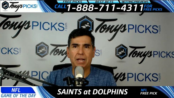 New Orleans Saints vs. Miami Dolphins Free NFL Football Picks and Predic...