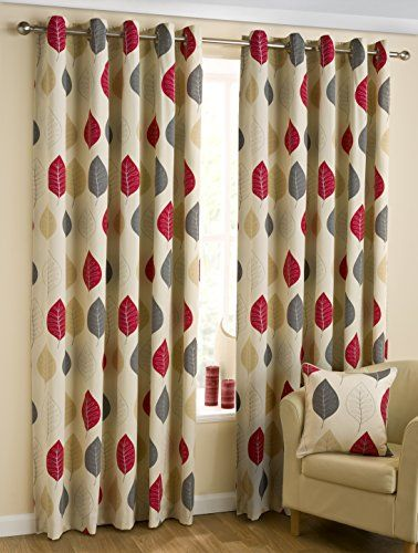 Red Curtains beige red curtains : 17 Best ideas about Beige Eyelet Curtains on Pinterest | Deco ...