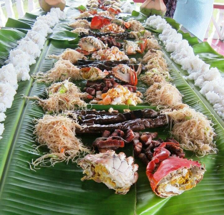 Our Family's Own Version Boodle Fight