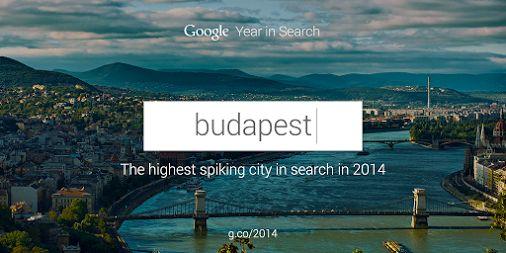 Budapest a Google keresőjében :)