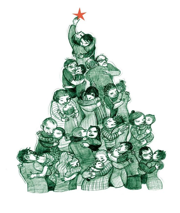 Feliz Navidad (by Noemi Villamuza)