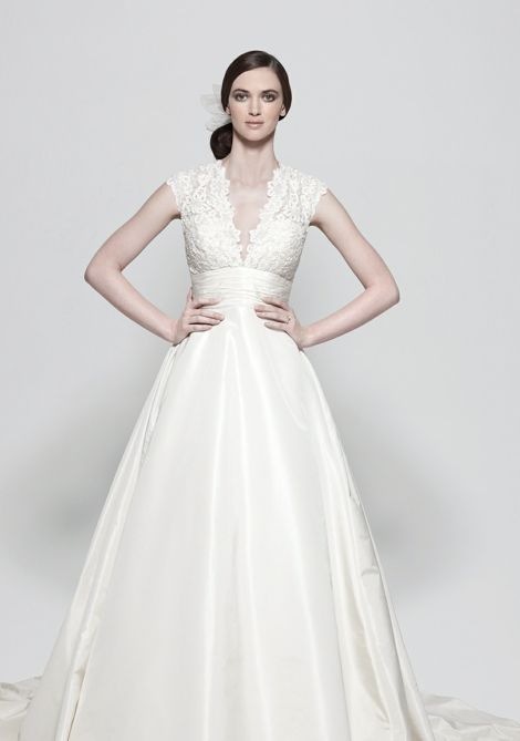 112 best images about fuller figure wedding dress on for Wedding dresses for broad shoulders