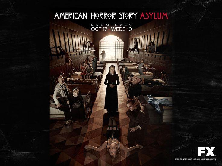 American Horror Story créée par Ryan Murphy.