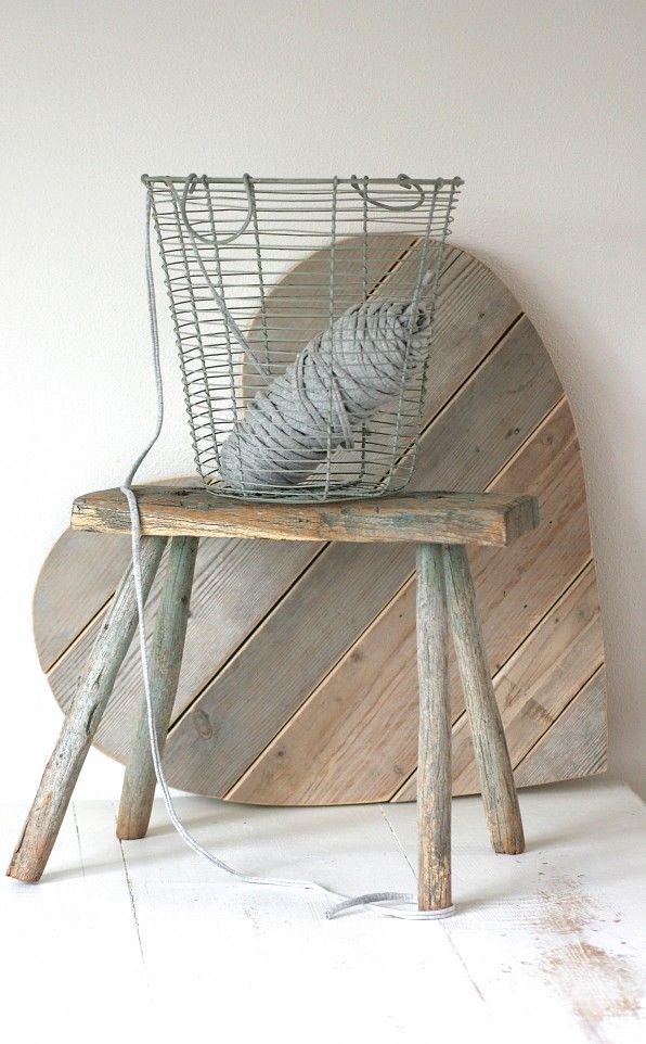 stool, basic by www.label123.nl