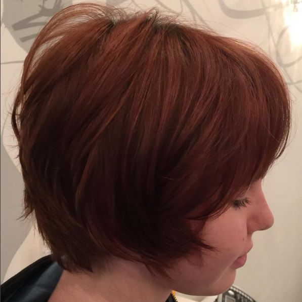 Укладки на средние волосы фото ежедневные