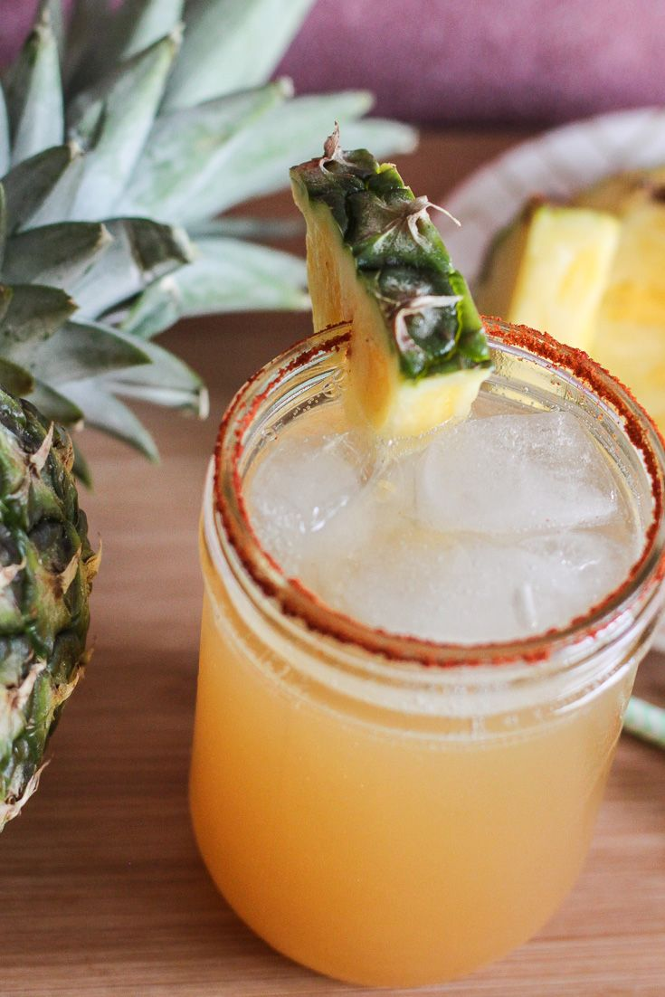 Flavor your homemade kombucha with pineapple and cayenne pepper for a mildly sweet and spicy probiotic beverage.