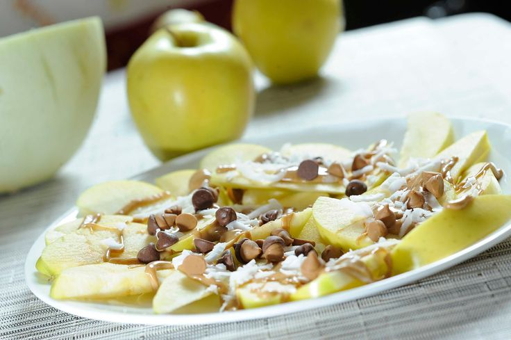 ¡MILAGROSO! Nachos de Manzana - Mega Tasty