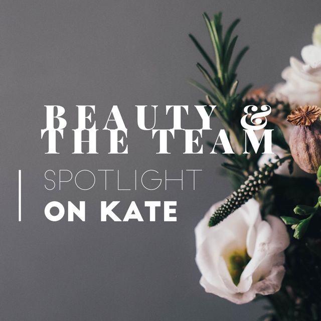 Kate has been a great part of our team since the opening of our West End location five years ago, and has been a skin specialist and makeup artist since 2009. She admittedly is a natural skincare junkie! Talking about…</p>