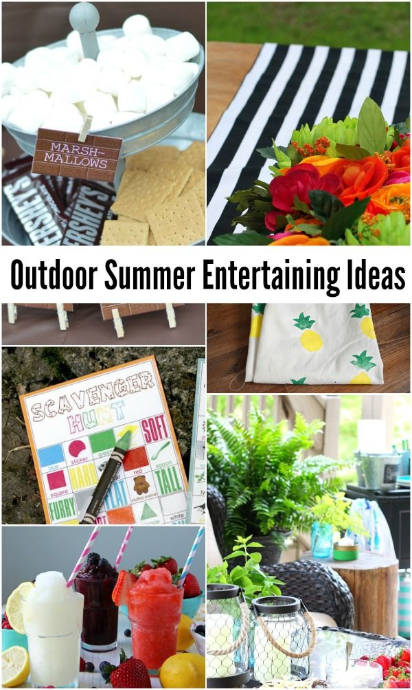12 Best Images About Summer Time Fun Time On Pinterest