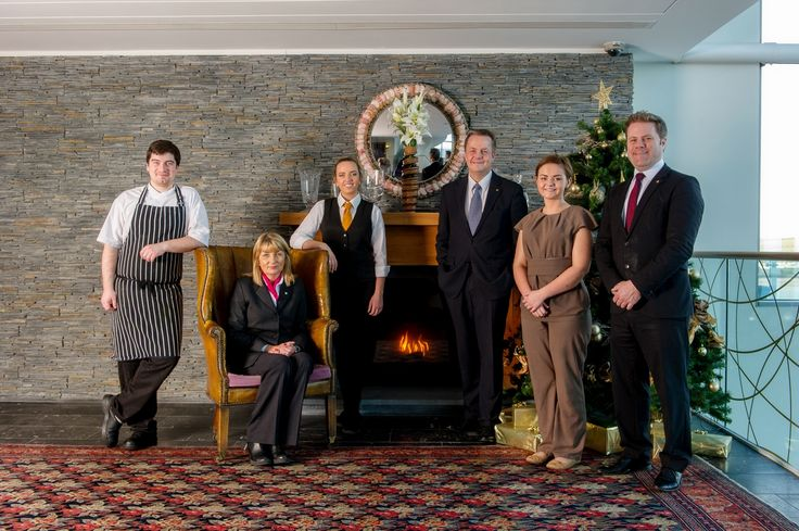 Meet the Cliff House Hotel Team! #comesayhi