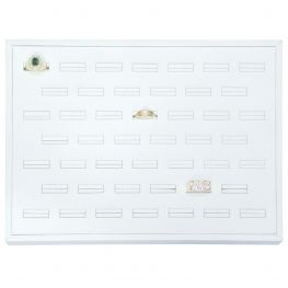 46-Slot Ring Tray    Price: $9.50/each