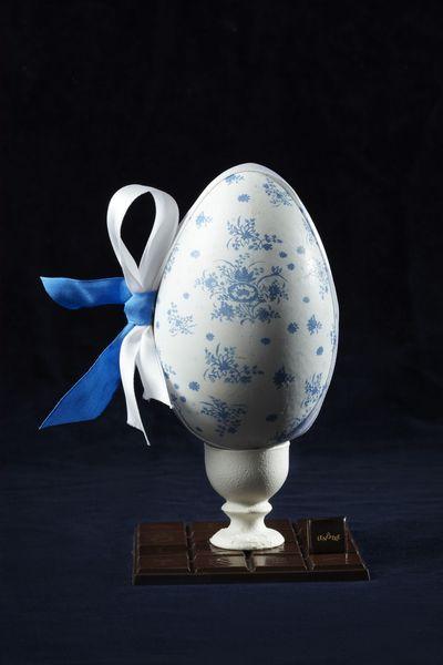 Lenotre - Oeuf porcelaine