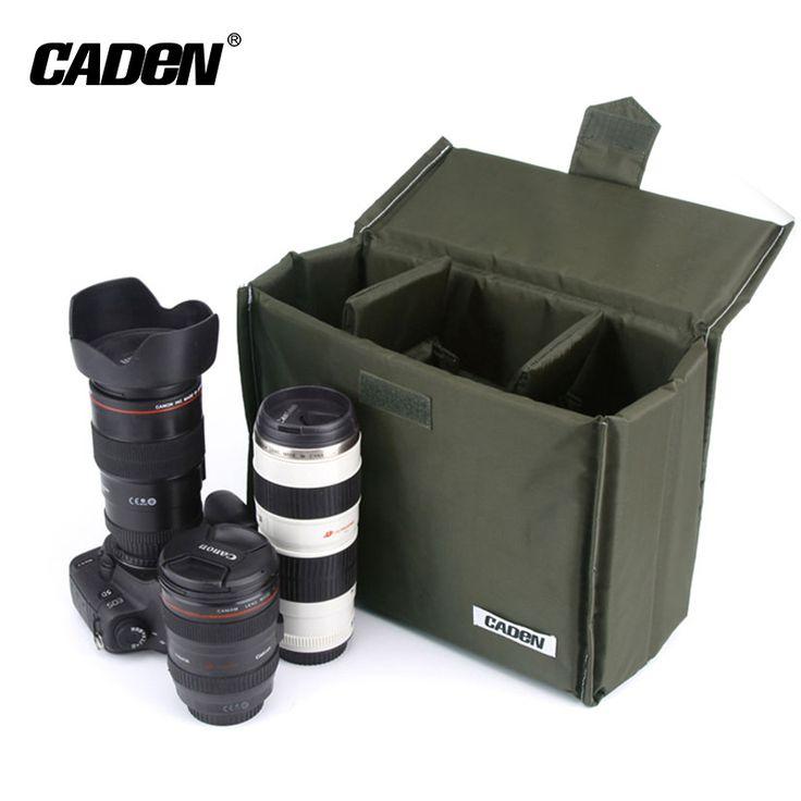 Cool waterproof diy dslr camera insert bag   Lens bag ...