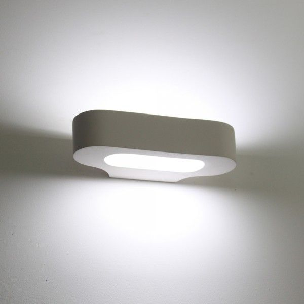 Soft 2 Plaster Wall Light Combining Soft Curvature With Clean Lines Plaster Wall Lights Wall Lights Plaster Walls