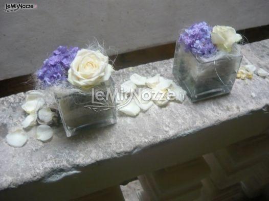 http://www.lemienozze.it/gallerie/foto-fiori-e-allestimenti-matrimonio/img11049.html Addobbi e fiori per il matrimonio bianchi e lilla
