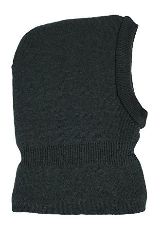NIce Caps Kids Unisex Soft Sherpa Lined Knitted Balaclava Headwear 23 Years Black -- Visit the image link more details. Note:It is affiliate link to Amazon.