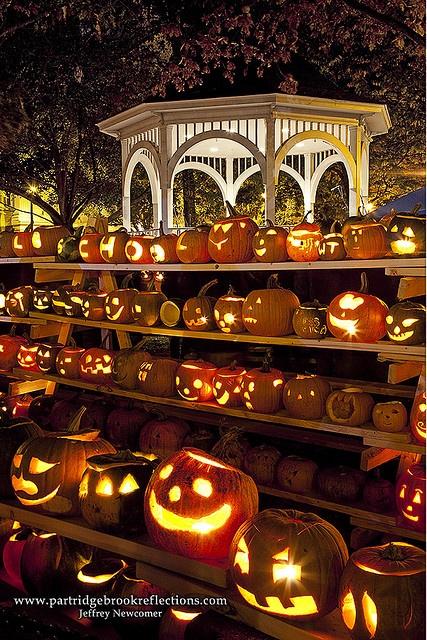 Keene Pumpkin Festival, New Hampshire
