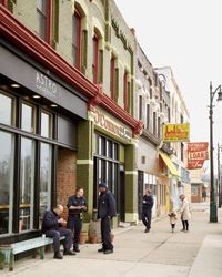 Detroit Restaurants: Soul Food for a Hungry City from Food & WineWine, Paths Travel, Beaten Paths, Hipster Coffee, Folly Detroit, Apartments, Travel Website, Design Trippers, Dreamy Destinations